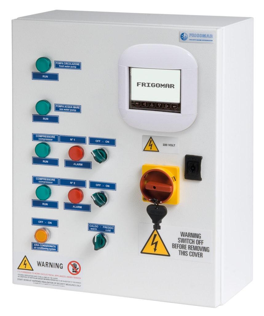 Quadro Elettrico Standard per Aria Condizionata