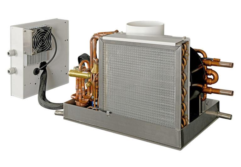 SCU07-10 pannello elettrico separato