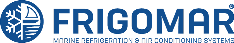 logo FRIGOMAR + payoff