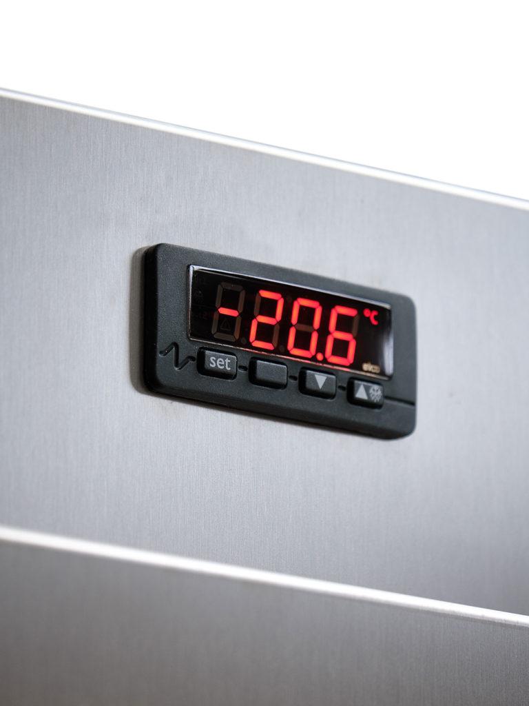 Display termostato
