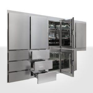 cover refrigerators custom