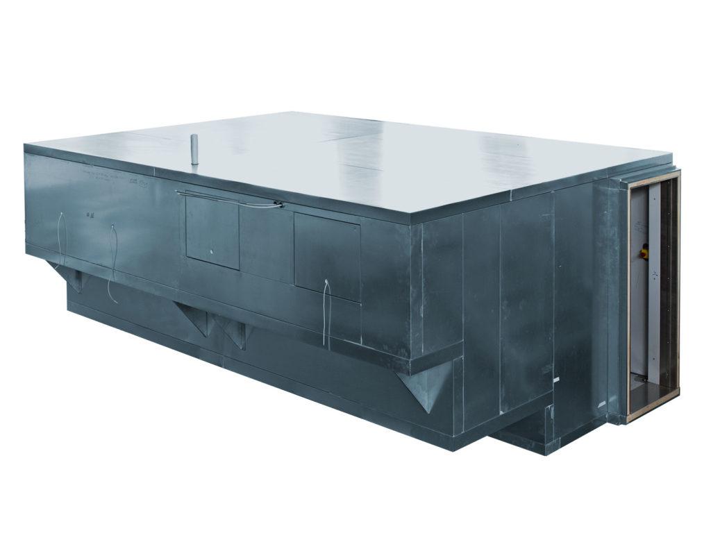 cella frigorifera per yacht da 60m