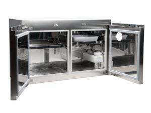kit ice maker installazione in frigorifero custom
