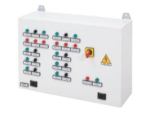 quadro elettrico custom frigorifero - orizzontale