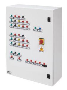 quadro elettrico custom frigorifero - verticale