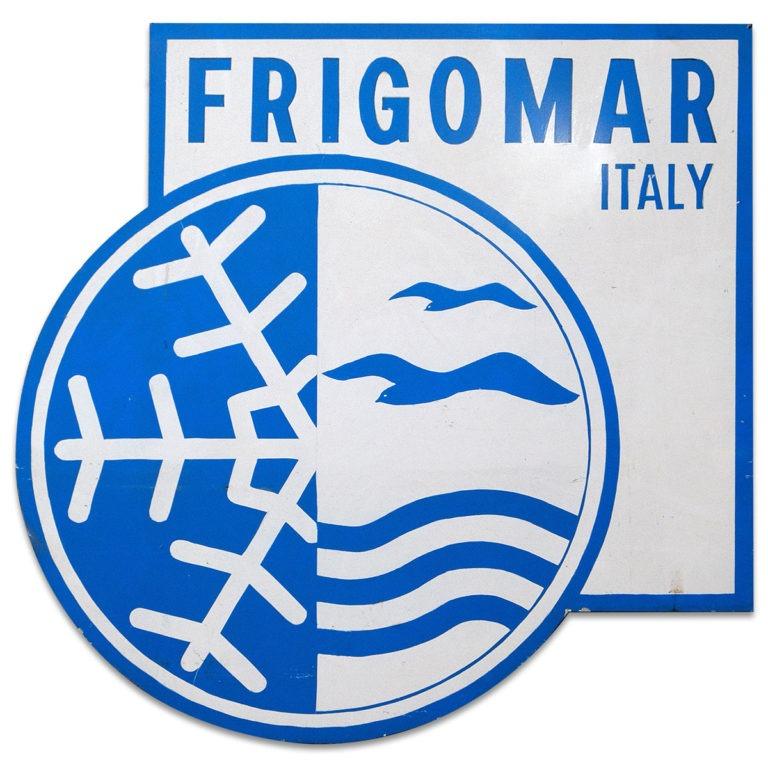 Logo Frigomar vecchio