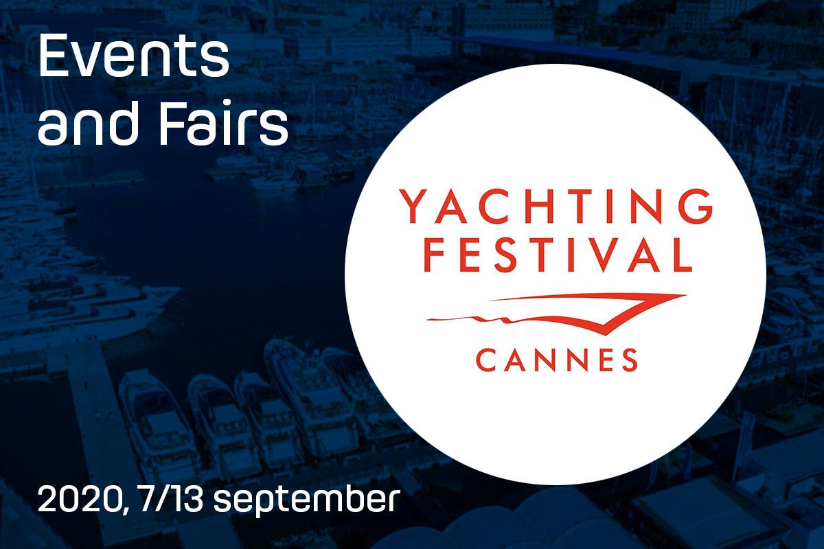Frigomar at Cannes Boat Show 2020