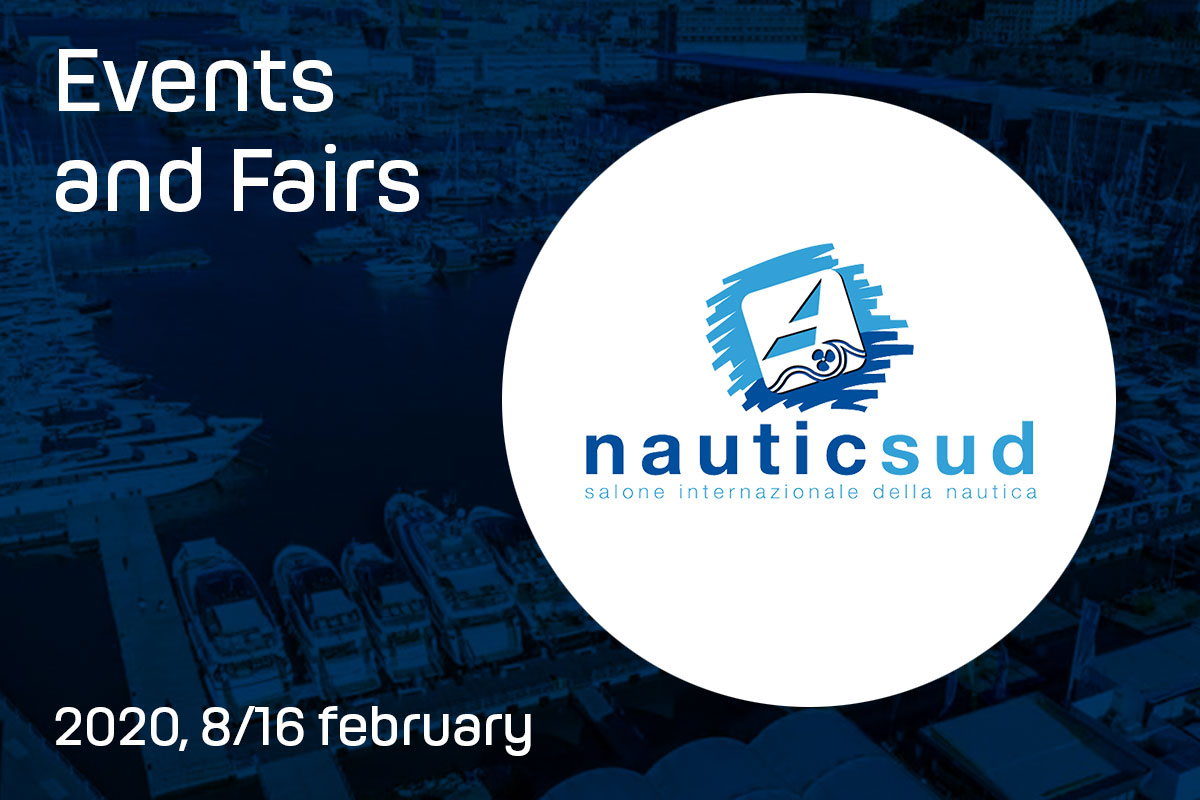 Frigomar at NauticSud 2020 - Naples