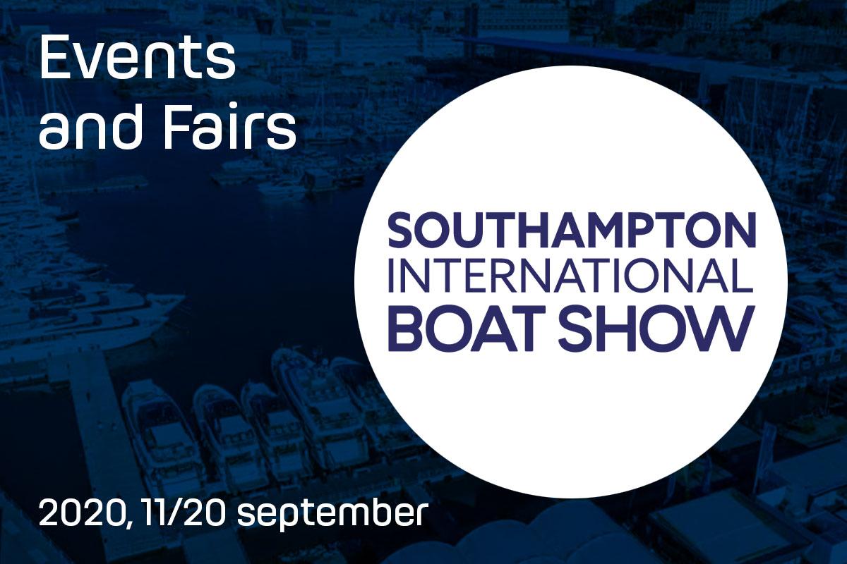 Frigomar at Southampton Boat Show