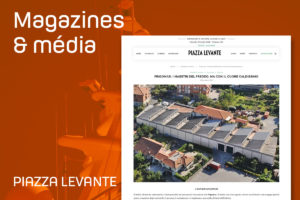 article Frigomar sur Piazza Levante