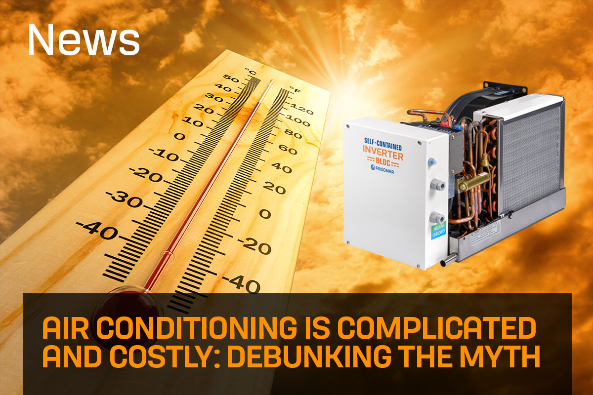 Air conditioning myths to be debunked