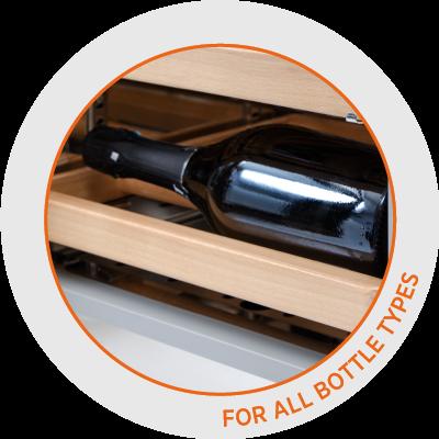 for all bottle types